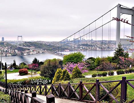 İstanbul Manzarasını Doyasıya İzleyebileceğiniz Seyir Terasları