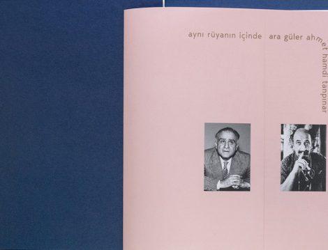 Ara Güler ve Ahmet Hamdi Tanpınar 'Aynı Rüyanın İçinde' Sergisi