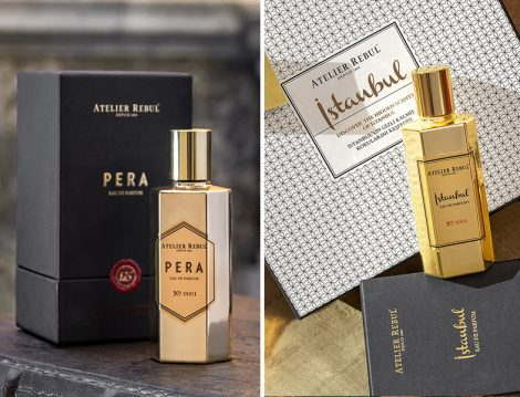 Atelier Rebul 125. Yıl Özel Parfümü