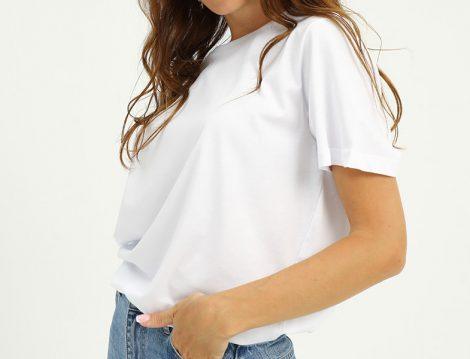 Mettre Beyaz Tshirt
