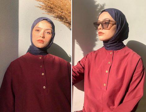 Qras Studio Gömlek ve Şal (Ayşenur Coşkun)