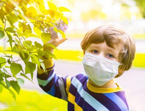 Çocuklarda Maske Kullanımı