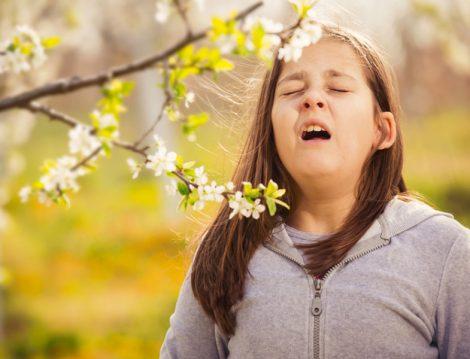 Çocuklarda Sonbahar Alerjisi