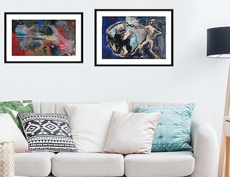 Evinizin Duvarlarına Sanat Katacak Baskı ve Edisyonlar