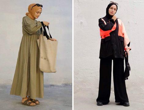 Aybike Stil Elbise - Siyah Takım (Kübra Doğan)