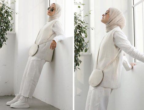 Cos Stores Süveter - Massimo Dutti Gömlek (Aleyna Atalar)