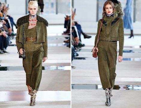 Longchamp Asker Yeşili Ceketli Takım(Pantone 19-0622 Military Olive)