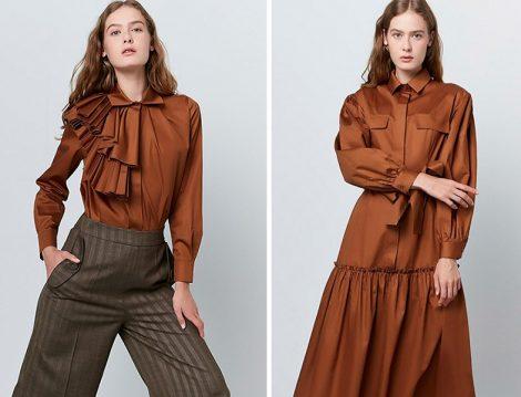 Machka Sonbahar-Kış 2020-2021 Koleksiyonu Bluz ve Elbise