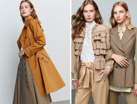 Machka Sonbahar-Kış 2020-2021 Koleksiyonu Trençkot ve Ceketler