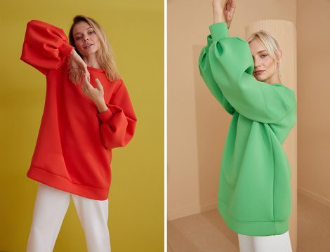 Terzi Dükkanı Sweatshirt