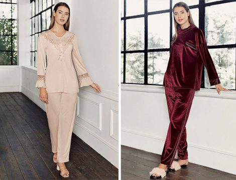 Artış Collection İkili Pijama Takımı