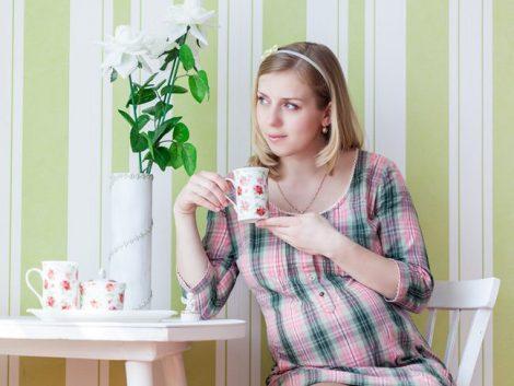 Hamilelik Dönemi Bitki Çayı Tüketimi