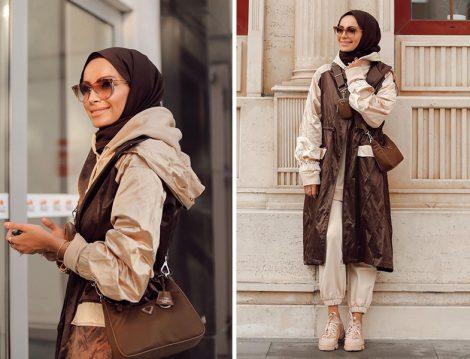 Touche Yağmurluk - Dior Ayakkabı - Prada Çanta (Betül Gedik)