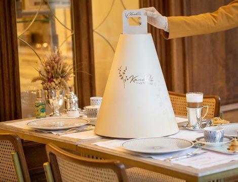 Kandilli Pastanesi Royal Afternoon Tea Box