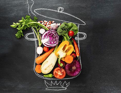 Hazırlanma ve Pişme Şekillerine Bağlı Olarak Faydaları Artan 8 Yiyecek