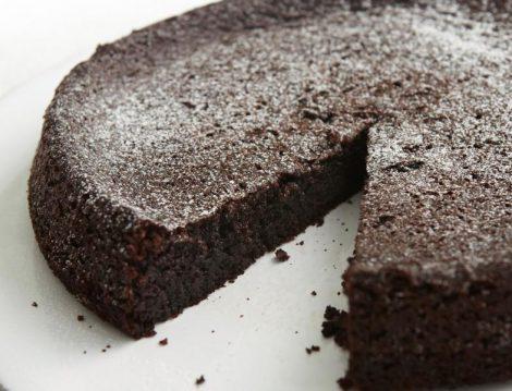 Çikolatalı Kek Yapılışı