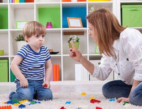 Çocuk Eğitiminde Hatalı İletişim Yolları Diyaloğu Bozar