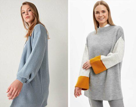 2021 Ev Giyim Modelleri