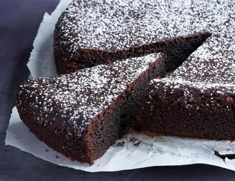 Az Malzemeli Bol Lezzetli Çikolatalı Kek Tarifi