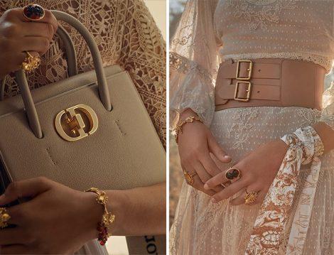 Dior 2021 Elbise-Çanta-Kemer-Takı