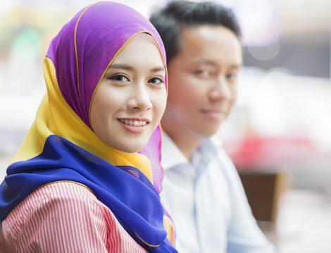 Müslüman Kadın ve Erkek