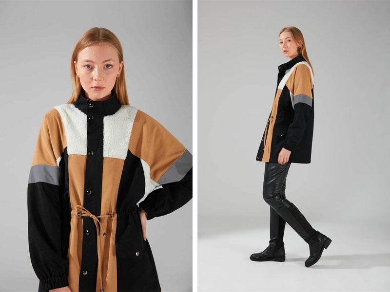 Mizalle Dış Giyim Modelleri