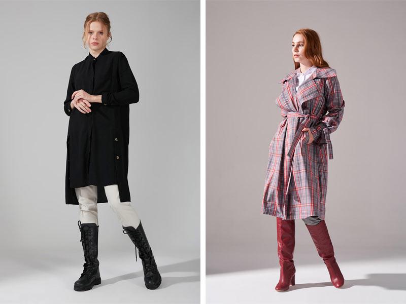 Mizalle Tesettür Giyim Modelleri