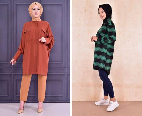 Modamerve Tunik Modelleri
