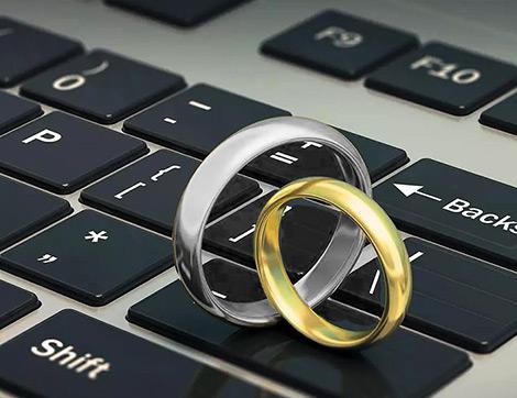 İnternet Üzerinden Görüntülü Olarak Şahitler Huzurunda Kıyılan Nikah Geçerli mi?