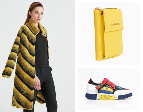 Pantore 2021 Rengi Canlı Sarı Ürünler