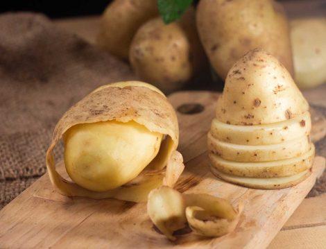 Patates Kabuğu Faydaları