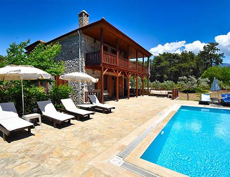 Tatil Planı İçin İlk Adımı Atın! Yeni Villa, Otel ve Tatil Köylerini Keşfedin!
