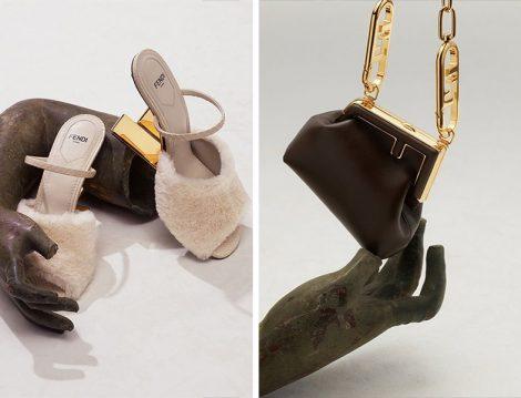 Fendi Ayakkabı -Çanta