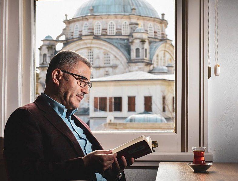 Nevmekan Selimiye -Üsküdar Belediye Başkanı Hilmi Türkmen