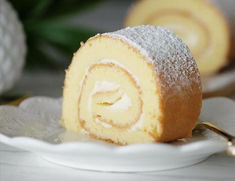 En Kolay Pastane Usulü Muzlu Rulo Pasta Nasıl Yapılır?