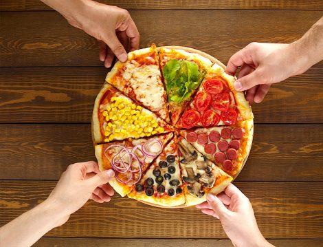 Anne Usulü Pizza Tarifleri