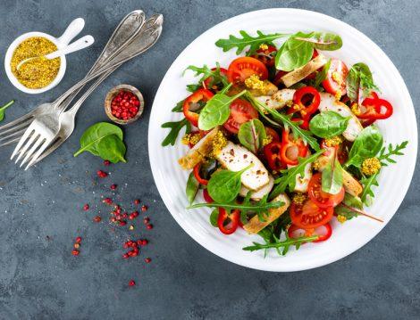 Ramazanda Salata Tüketimi