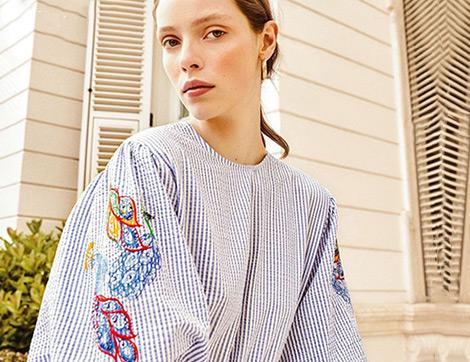 Baharın Enerjisi Koton Skirtly Yours Styled by Melis Ağazat Koleksiyonunda