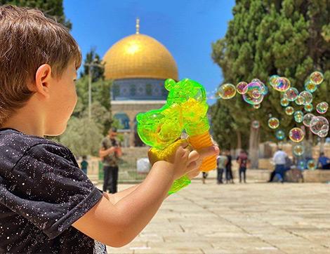 Kudüs'ü Çocuklarımıza Nasıl Anlatalım?