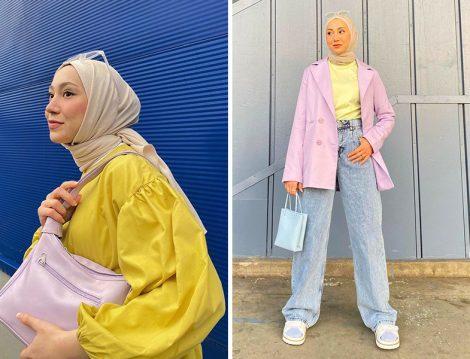 Aybikestil Elbise & Hooop Store Ceket - Sedanur Gümüş