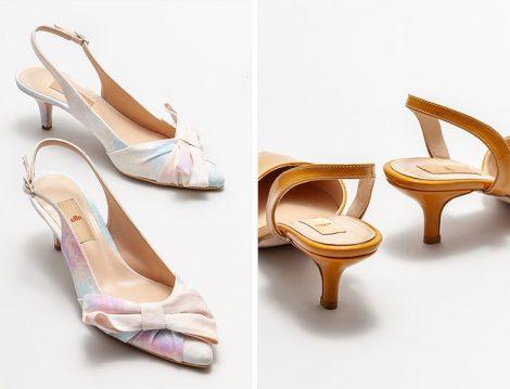 Elle Topuklu Ayakkabı