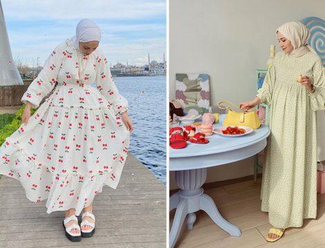 Emnora Official Elbise&Terlik- Beyzanur Coşkunsu - Kadriye Baştürk Younger Elbise& Terlik -Feyza Hakyemez Başar