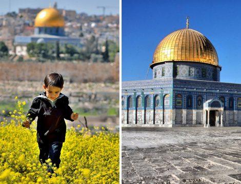 Kudüs ve Çocuk