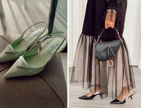 Prada Ayakkabı - Dior Ayakkabı ve Çanta - Betül Gedik