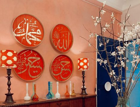 Ramazan ve Bayram Ev Dekoru (Hülya Aslan)