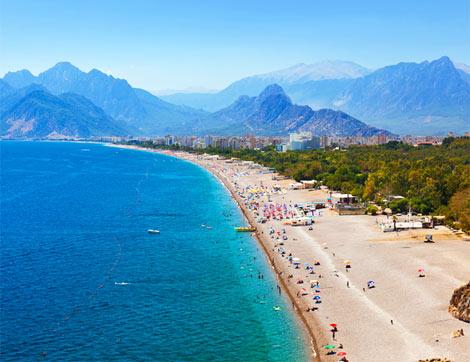 Tatil Rotası; Antalya'nın Bütçe Dostu Muhafazakar Otelleri