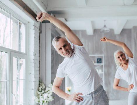 Evde Doğru Egzersiz