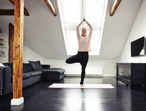 Evde Egzersiz Hareketleri
