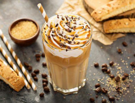 Karamelli Frappuccino