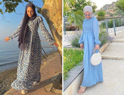 Normcore Fırfırlı Elbise (Ayşenur Kendigelen) - Refka Gipeli Elbise (Harmandalı Ahsen)